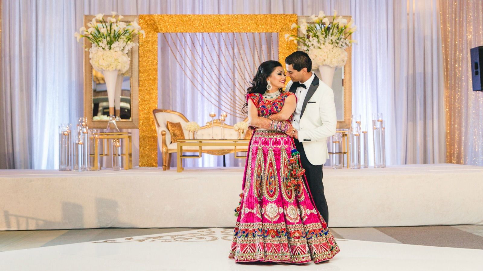 Indian Wedding Ceremony - The Westin Long Beach Hotel