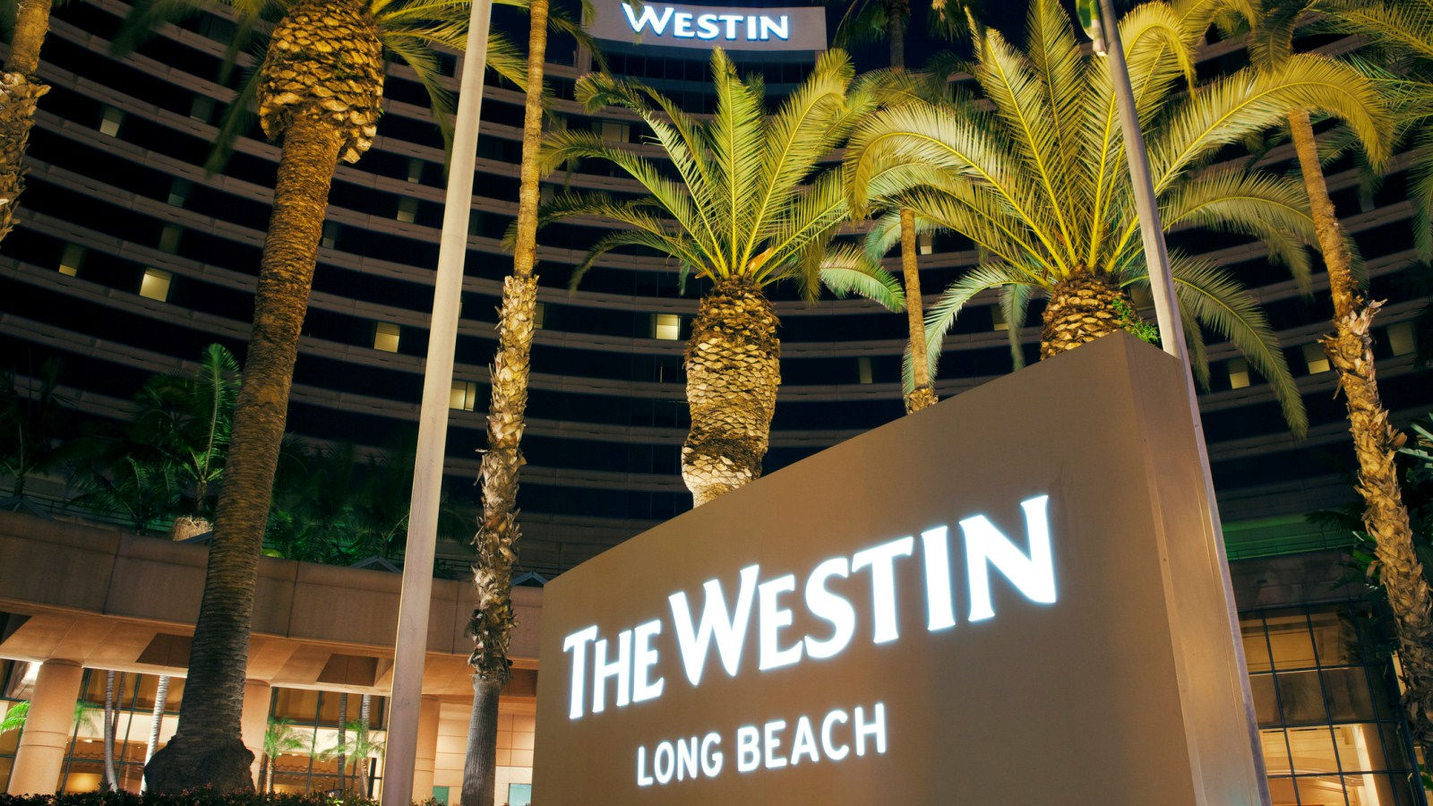 The Westin Long Beach Hotel Exterior