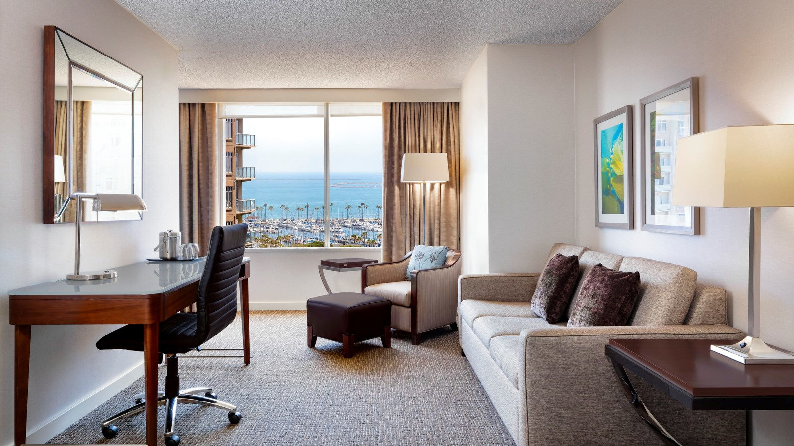 The Westin Long Beach Hotel - Executive Suite