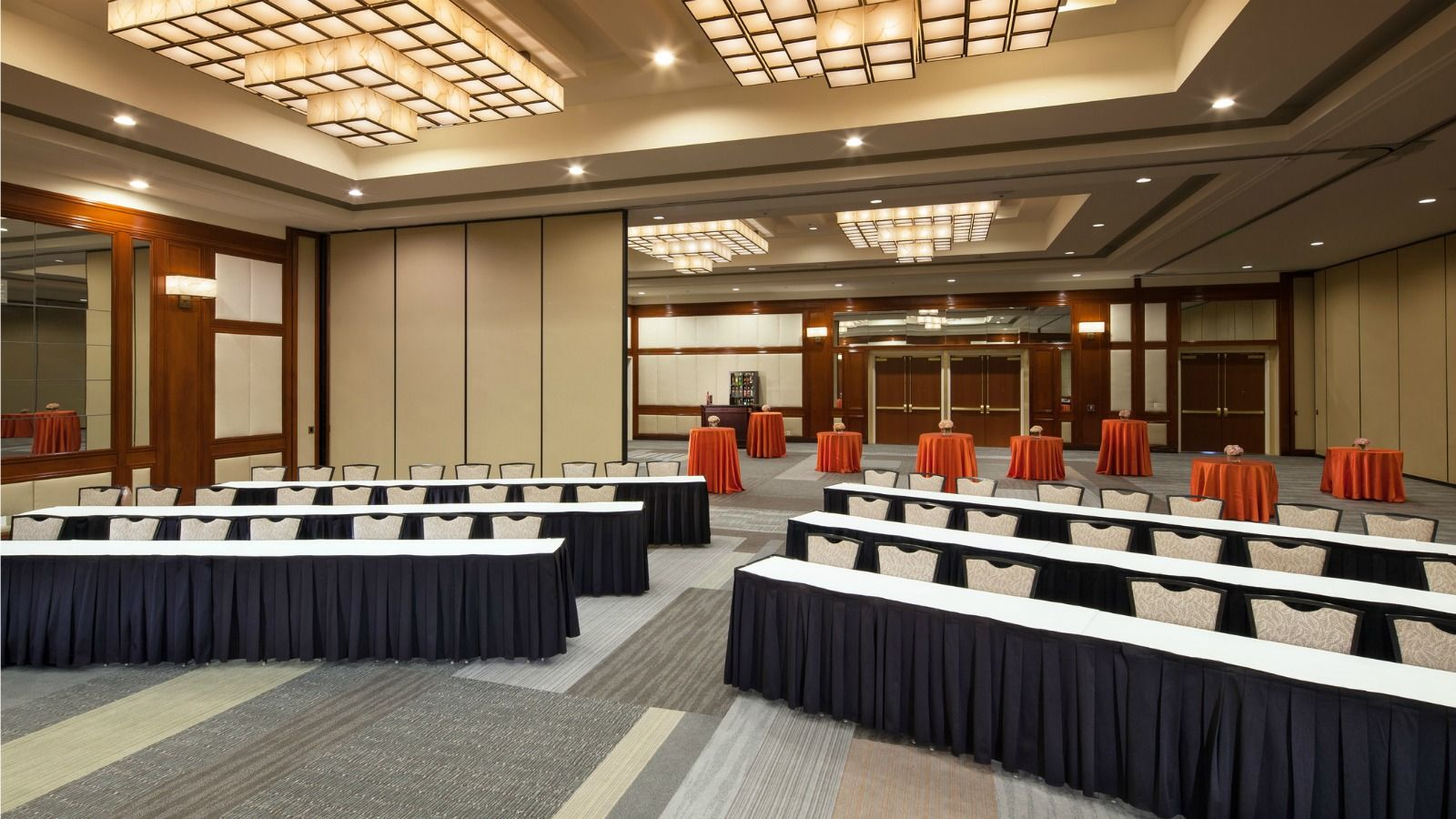 Long Beach Meeting Space - Salon C & D