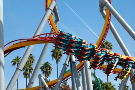 Things to Do in Long Beach - Knott's Berry Farm