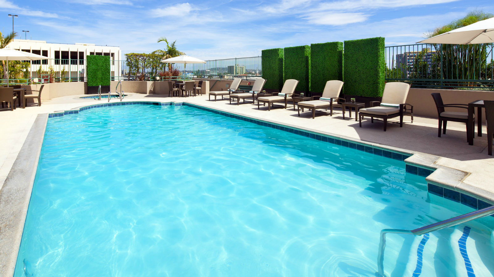 WestinWORKOUT® Pool The Westin Long Beach